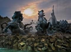 Fonds d'�cran Constructions et architecture Chevaux de Bronze