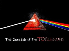 Fonds d'cran Art - Peinture The Dark Side of the TOBLERONE!