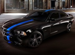 Fonds d'�cran Voitures Dodge Charger Mopar