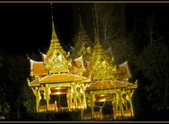 Fonds d'�cran Voyages : Asie Temple Tha�