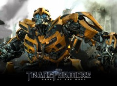 Wallpapers Movies Transformers 3 - La Face cach�e de la Lune