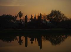 Fonds d'�cran Voyages : Asie sukhothai