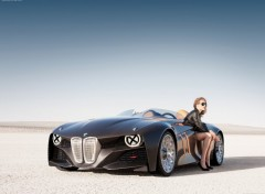 Wallpapers Cars BMW 328 Hommage Concept