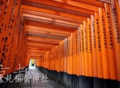 Fonds d'�cran Voyages : Asie fushimi inari jinja