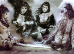 Fonds d'�cran Fantasy et Science Fiction luis royo