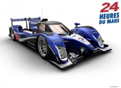 Wallpapers Sports - Leisures Peugeot 908 - 24 heures du mans 2011