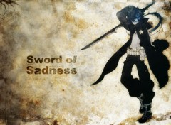 Fonds d'�cran Manga Sword of Sadness
