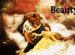 Fonds d'�cran Dessins Anim�s Beauty and the beast