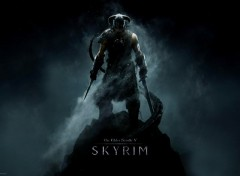 Fonds d'cran Jeux Vido skyrim