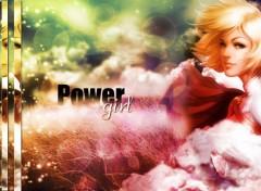 Wallpapers Comics Power girl