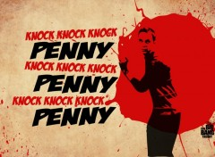 Fonds d'cran Sries TV Knock Knock Knock Penny