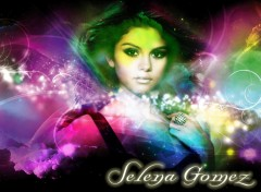 Fonds d'cran Clbrits Femme Selena Gomez