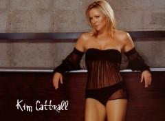 Fonds d'�cran C�l�brit�s Femme Kim Cattrall