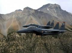Fonds d'�cran Avions avion de chasse