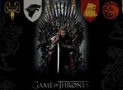 Wallpapers TV Soaps Eddard Stark