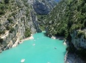Fonds d'�cran Nature Les Gorges du Verdon