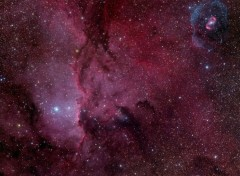 Wallpapers Space NGC 6188 & NGC 6164