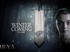Wallpapers TV Soaps Arya Stark