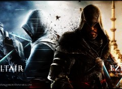Fonds d'�cran Jeux Vid�o Assassin's creed Revelation