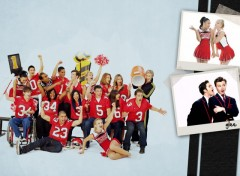 Wallpapers TV Soaps glee