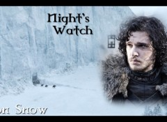 Fonds d'�cran S�ries TV Jon Snow