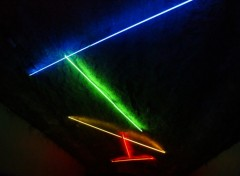 Photos Abstrait - Art Neon