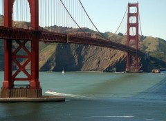 Fonds d'�cran Constructions et architecture Le Golden Gate