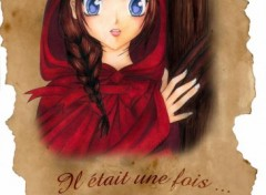 Fonds d'�cran Art - Crayon Once upon a time