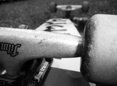 Fonds d'cran Sports - Loisirs my skateboard