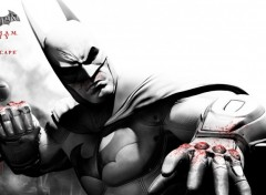 Fonds d'�cran Jeux Vid�o Batman