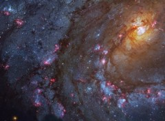 Wallpapers Space M83