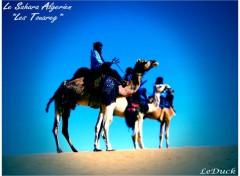 Fonds d'�cran Voyages : Afrique Touareg