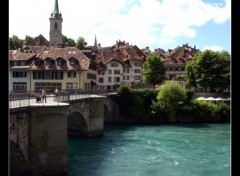 Fonds d'�cran Voyages : Europe Bern - Switzerland