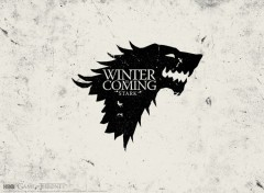 Fonds d'�cran S�ries TV Winter is coming