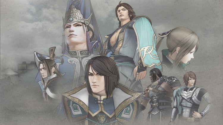 Fonds d'�cran Jeux Vid�o Dynasty Warriors 7 Credits - Jin