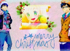 Fonds d'cran Manga Ao Noel