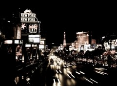 Fonds d'�cran Voyages : Am�rique du nord Las Vegas by Night