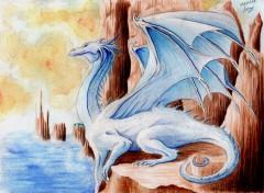 Fonds d'�cran Art - Peinture Aquarelle (6eme essai)