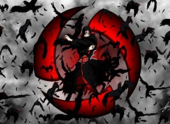 Wallpapers Manga itachi