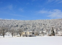 Fonds d'�cran Nature Grand froid ...