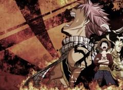 Fonds d'�cran Manga Natsu