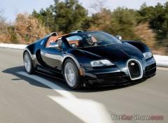Fonds d'�cran Voitures Bugatti Veyron Grand Sport Vitesse