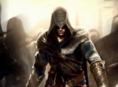 Fonds d'�cran Jeux Vid�o Young Ezio Auditore with Old Ezio's cloth