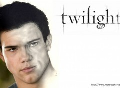Fonds d'�cran Cin�ma Twilight - Jacob