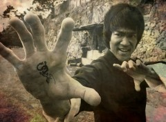 C�l�brit�s Homme Bruce Lee (Op�ration Dragon)
