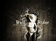  Art - Numrique Bull Rider