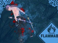  Manga Les flammes bleues