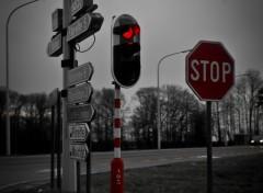 Trips : Europ Red STOP