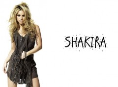  Clbrits Femme Shakira