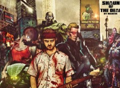 Jeux Vid�o Shaun Of the Dead.